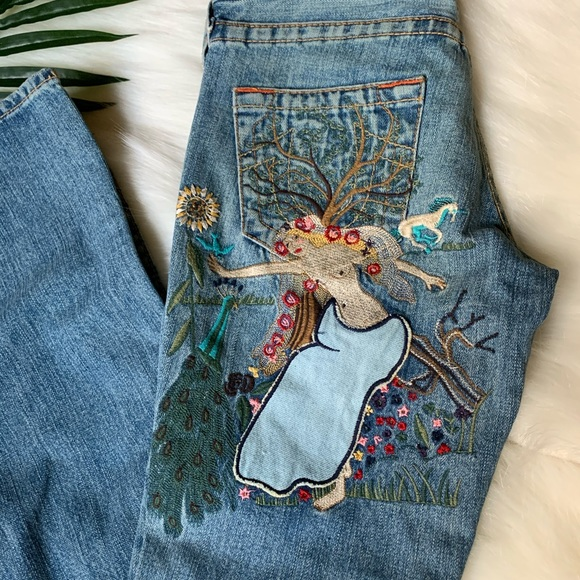True Religion Denim - Rare Vintage TR Bobby Berkeley lady Godiva jeans
